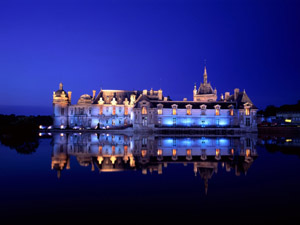 01Chantilly France